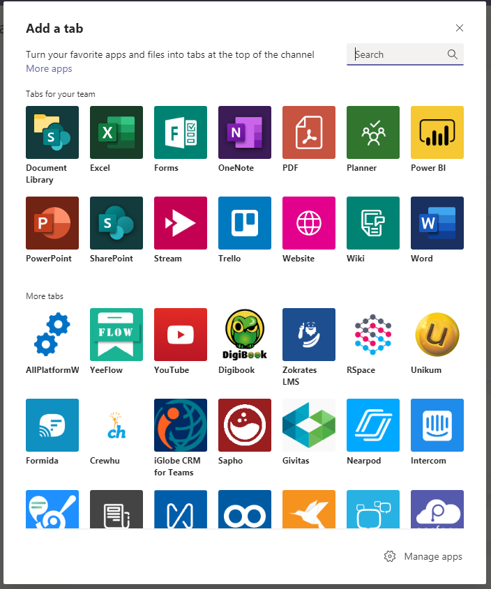 Adding SPFx webpart to Microsoft Team Tab – Siddharth Vaghasia
