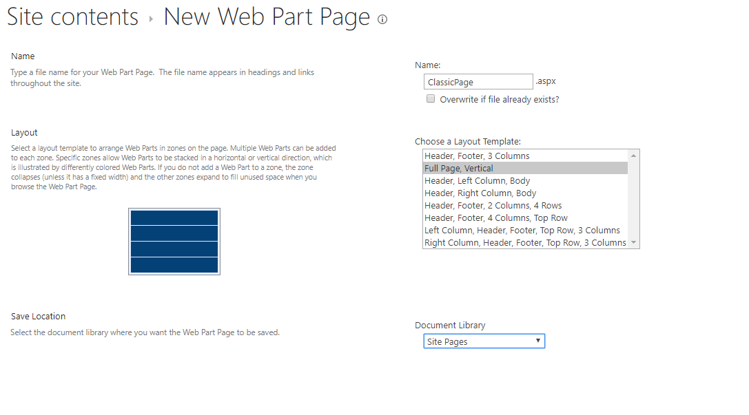 SharePoint Framework – Identify SharePoint Page Type(Modern/Classic